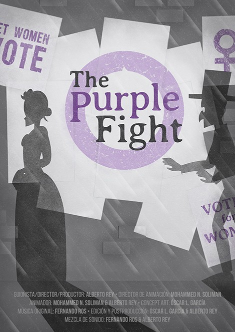 The Purple Fight